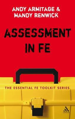 Assessment in FE by Andrew Armitage image