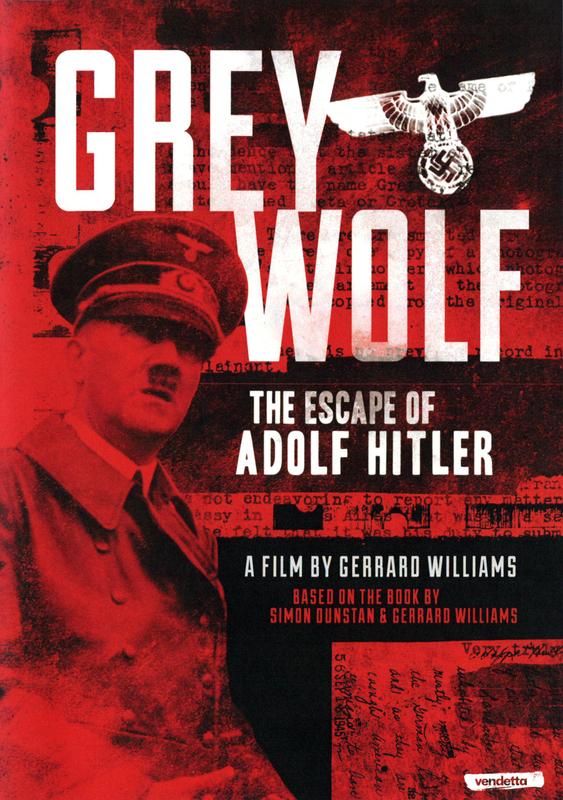 Grey Wolf on DVD