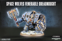 Warhammer 40,000 Space Wolves Venerable Dreadnought