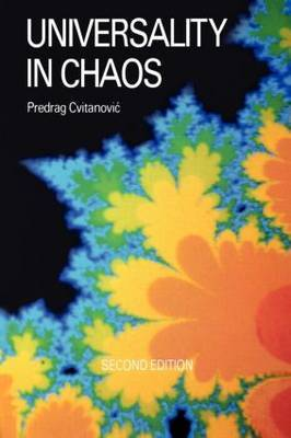 Universality in Chaos, 2nd edition image