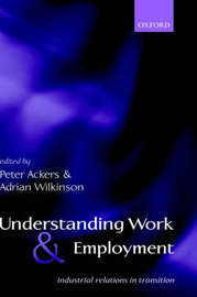 Understanding Work and Employment