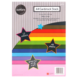 Rosie's Studio Cardstock A4 - 48 Sheets 180gsm