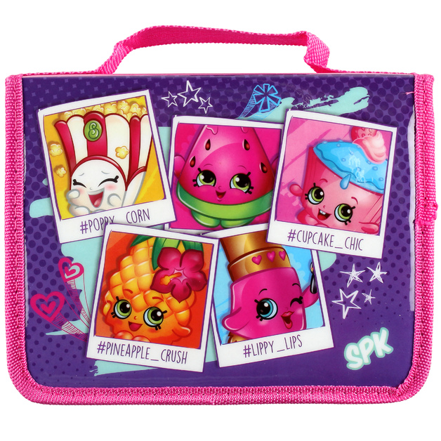 Shopkins: Filled Pencil Case