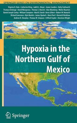 Hypoxia in the Northern Gulf of Mexico by Virginia H. Dale image