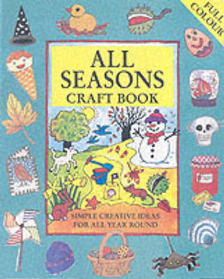 All Seasons' Craft Book by Clare Beaton image