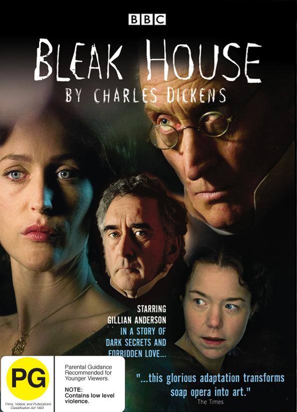 Bleak House (3 Disc Set) on DVD image