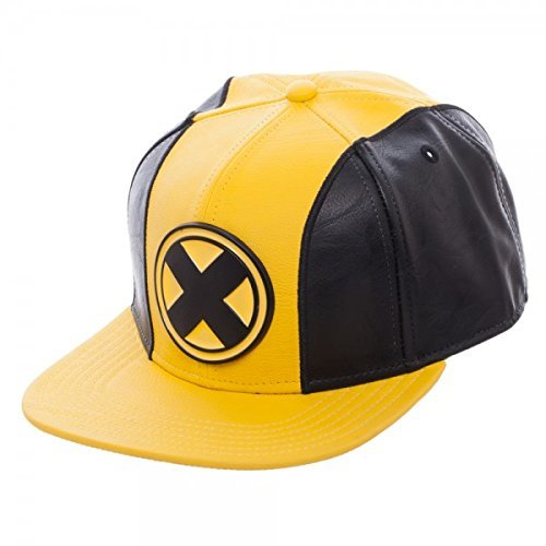 Marvel: X-Men Suit Up - PU Snapback Hat