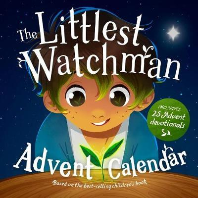 The Littlest Watchman - Advent Calendar by Alison Mitchell