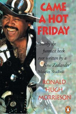 Came A Hot Friday Pod by Ronald Hugh Morrieson image