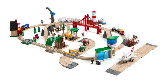 Brio: Railway World - Deluxe Set