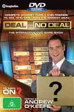 Deal Or No Deal - The Interactive DVD Game Show on DVD