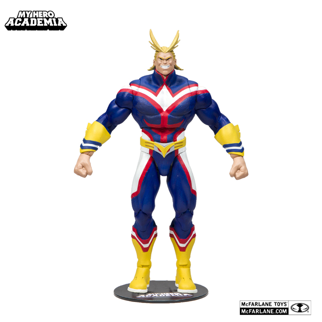 "My Hero Academia: All Might - 7"" Articulated Figure"