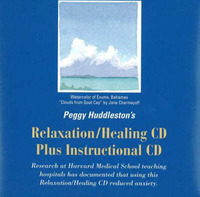 Peggy Huddleston's Relaxation/Healing by Peggy Huddleston image