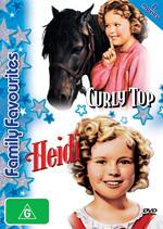 Heidi / Curly Top (2 Discs) on DVD