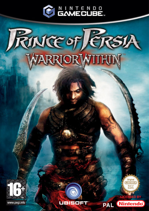 Prince of Persia 2: Warrior Within for GameCube