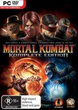 Mortal Kombat Komplete Edition for PC Games