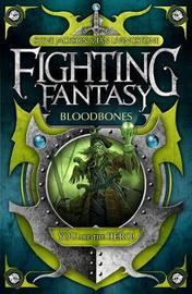 Bloodbones (Fighting Fantasy) by Ian Livingstone image