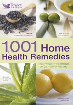 1,001 Home Health Remedies