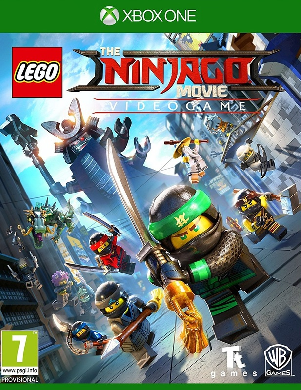 LEGO Ninjago Movie for Xbox One