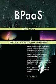 Bpaas Third Edition by Gerardus Blokdyk