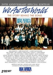 We Are The World - The Story Behind The Song: 20th Anniversary Special Edition (2 Disc Set) on DVD