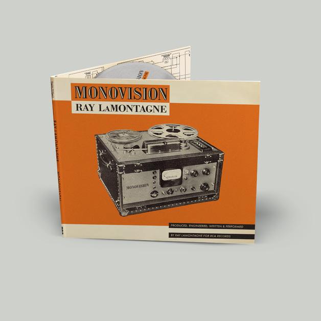 Monovision by Ray LaMontagne