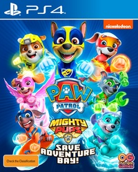 PAW Patrol: Mighty Pups Save Adventure Bay for PS4