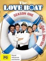The Love Boat - Season 1: Volume 2 (4 Disc Set) on DVD