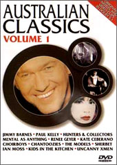 Australian Classics Vol 1 on DVD