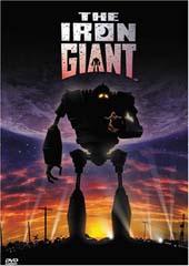 The Iron Giant on DVD