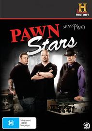 Pawn Stars - Season 2 on DVD