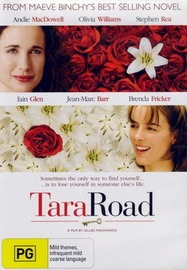 Tara Road on DVD image
