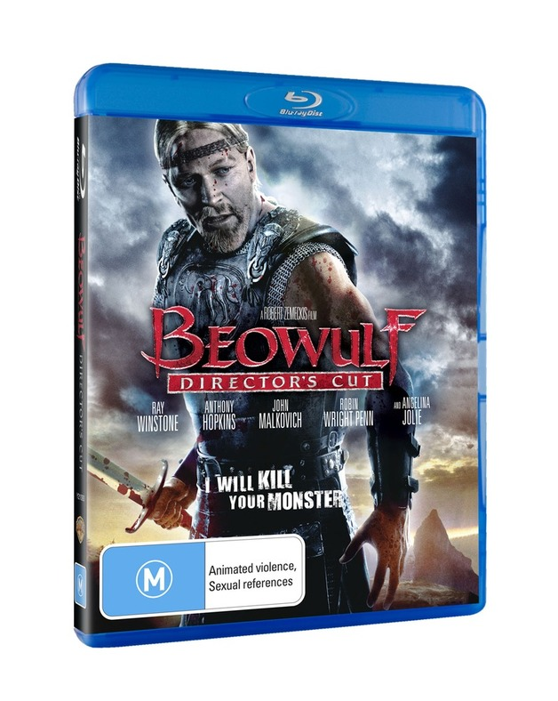 Beowulf Director's Cut on Blu-ray