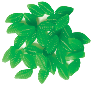 Spearmint Leaves 1kg - Rainbow Confectionery