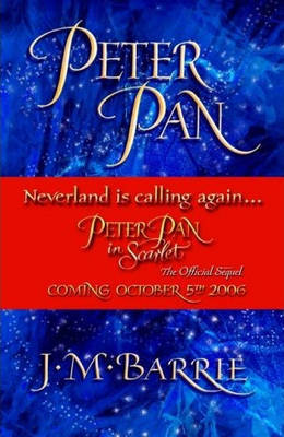 Peter Pan by J.M.Barrie