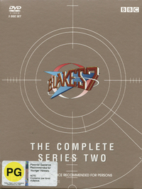 Blake's 7 - Complete Series 2 (5 Disc Box Set) on DVD image