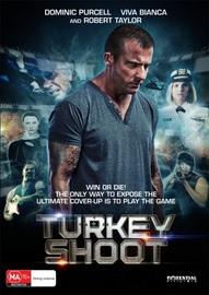 Turkey Shoot on Blu-ray