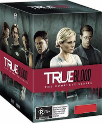 True Blood - The Complete Series (30 Disc Box Set) DVD