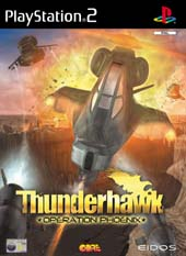 Thunderhawk: Operation Phoenix  (SH) for PS2