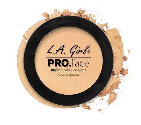 LA Girl HD Pro Face Powder - Creamy Natural