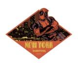 Marvel: Travel Luggage Sticker - Deadpool #8