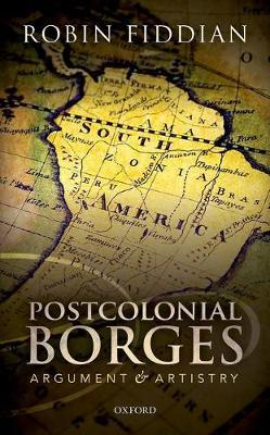 Postcolonial Borges by Robin W Fiddian image