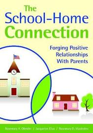 The School-Home Connection by Rosemary A Olender image