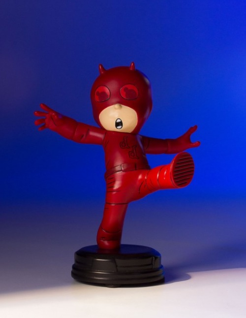Marvel: Daredevil - Animated Statue image