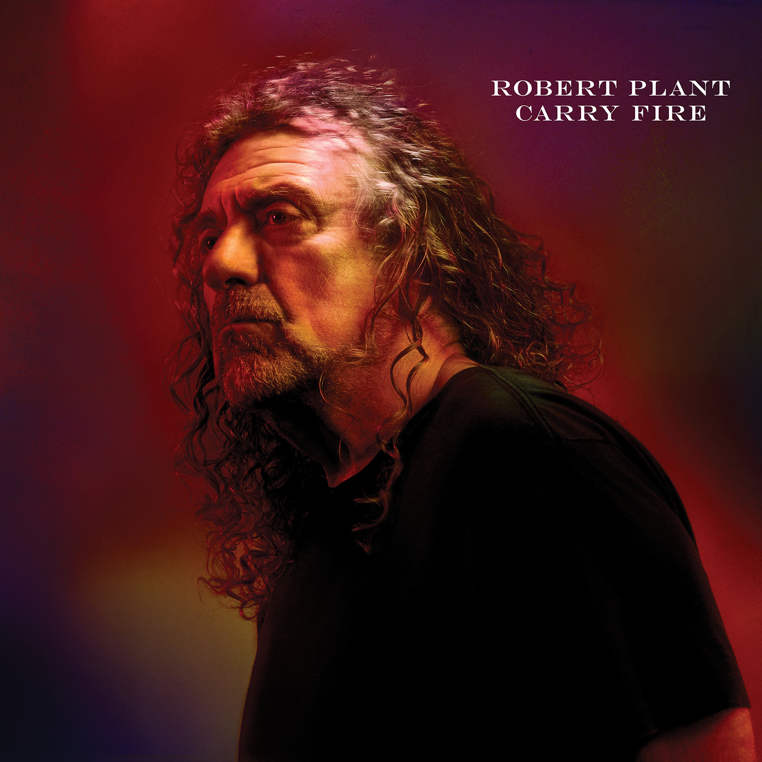 Carry Fire (2LP) by Robert Plant image
