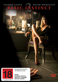 Basic Instinct 2 on DVD image
