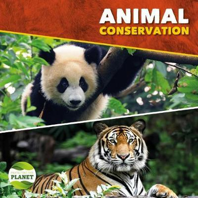 Animal Conservation by Harriet Brundle image