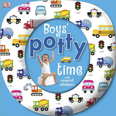 Boys' Potty Time by DK Publishing