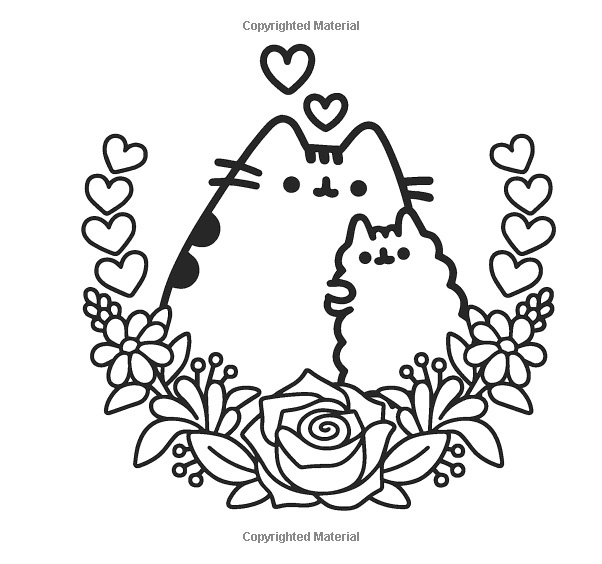 Mini Pusheen Coloring Book Claire Belton Book Buy Now At Mighty Ape NZ
