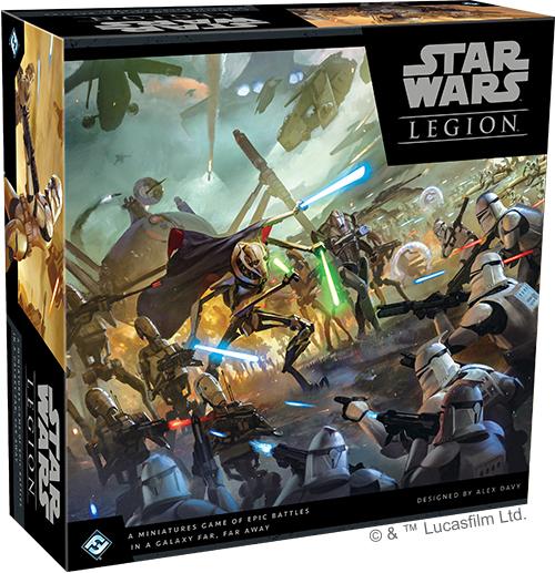 Star Wars Legion: Clone Wars Core Set image